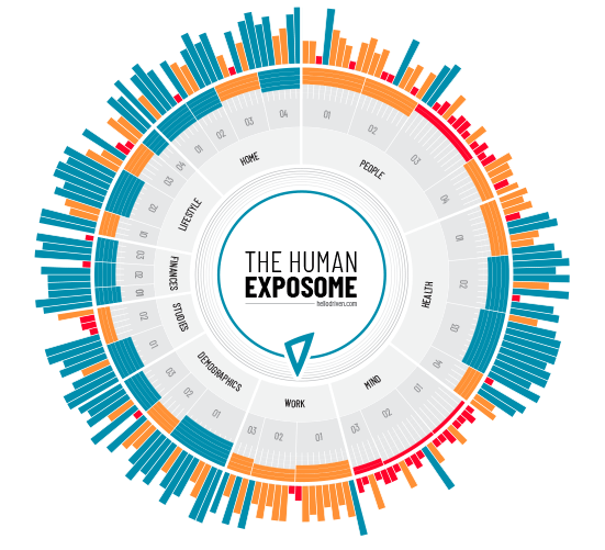 The Human Exposome
