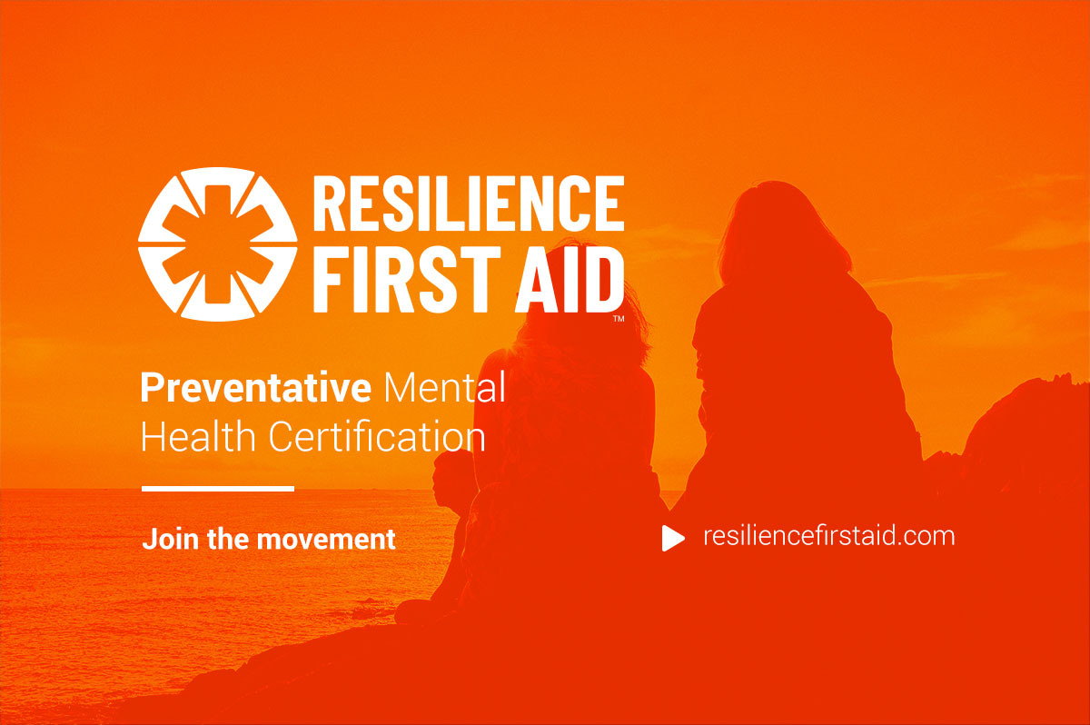 Resilience First Aid - Join the Movement