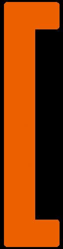 bracket-orange